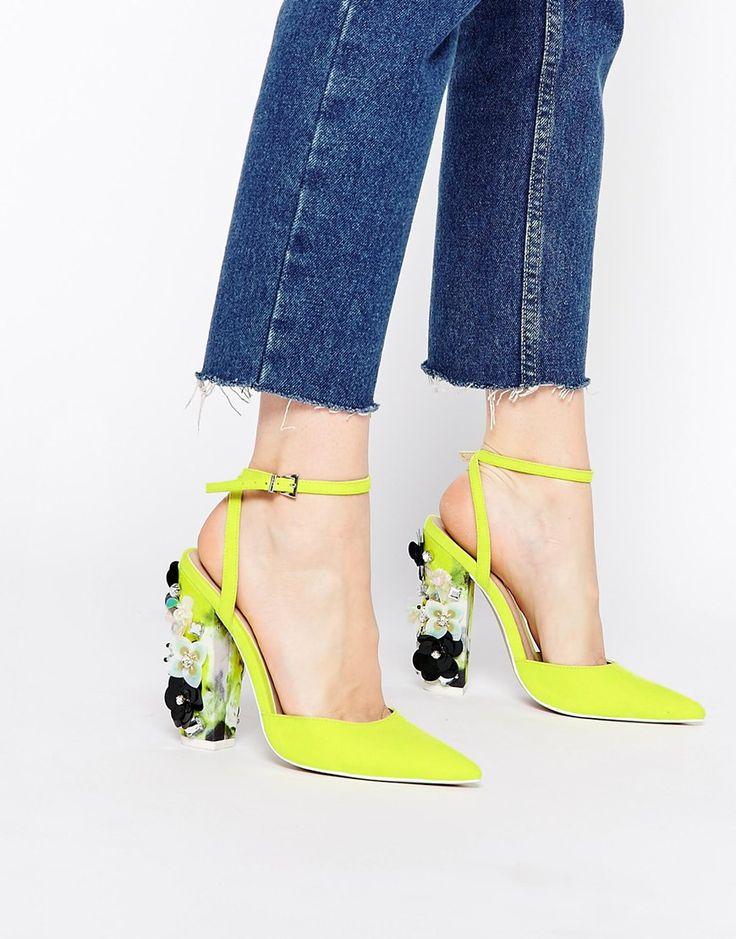 ASOS PERFORMER Pointed High Heels