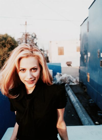 Beautiful Brittany Murphy
