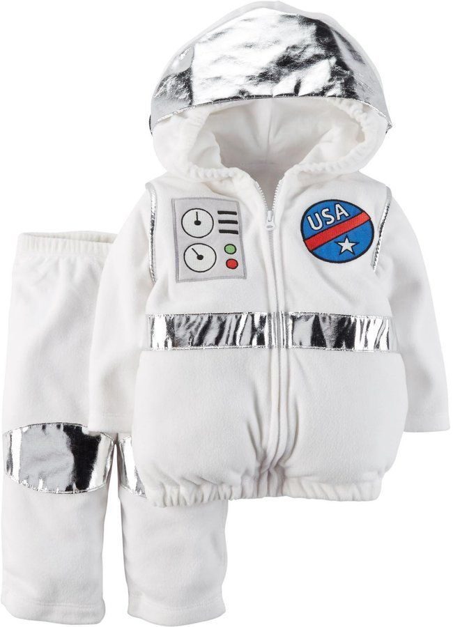 Pin for Later: 169 Warm Halloween Costume Ideas That Won't Leave Your Kids Freezing Little Astronaut Halloween Costume Carter's Little Astronaut Halloween Costume ($18, originally $40)