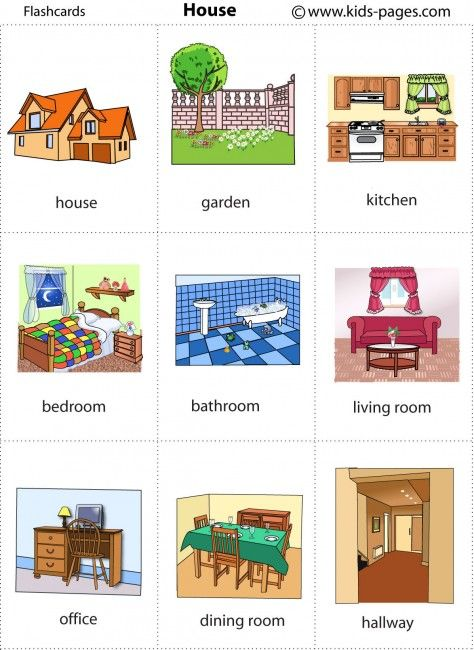 House 1 flashcard