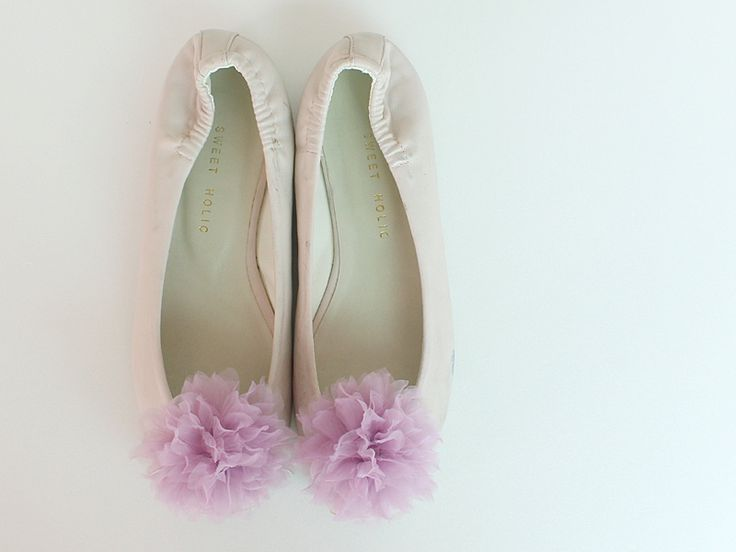 Purple Bridal Shoe Clips,Shoe Clips,Wedding  from violetcloset by DaWanda.com