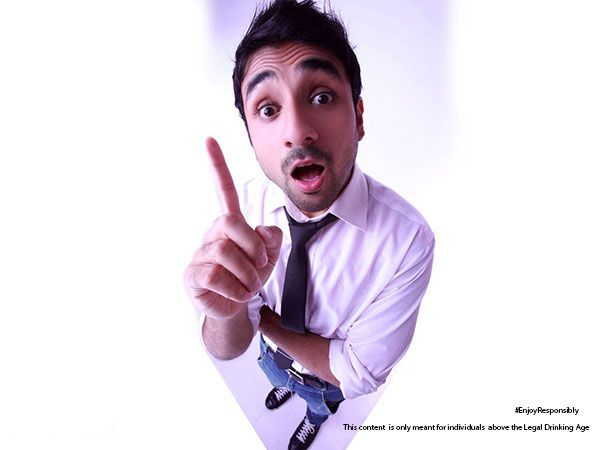 About Stand Up Comedian: Vir Das
