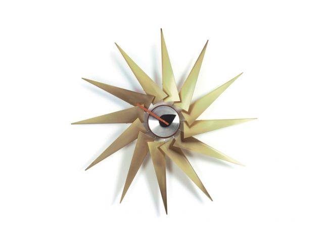 Turbine Clock. Design: Nelson George.