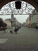 Bolesławiec w Wikipedii
