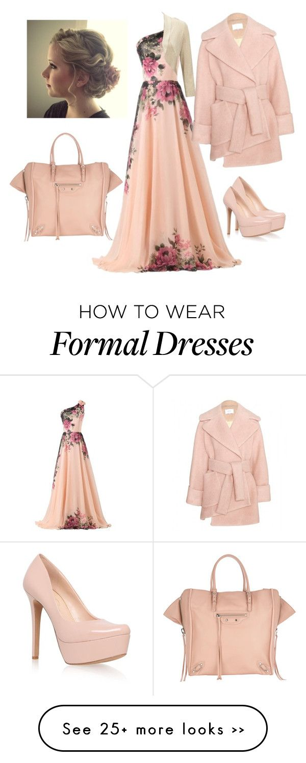 """Ivy's Formal Outfit"" by jvs8384 on Polyvore"