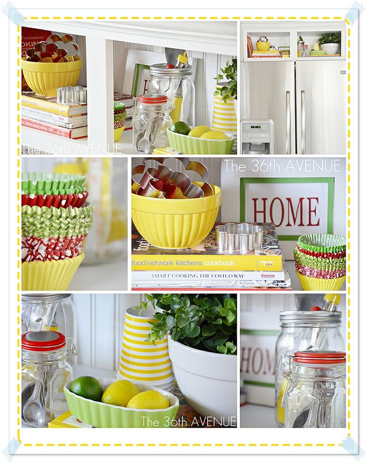 .: 36Th Avenue, Kitchen Reveal, Color, Kitchen Accent, Kitchen Ideas, White Kitchens