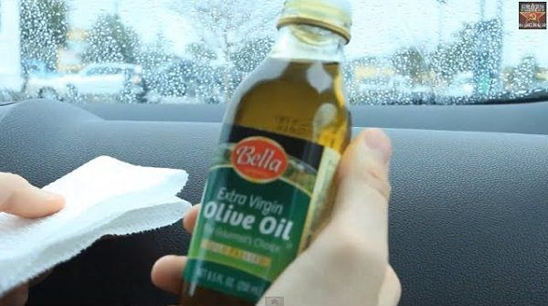 Olive oil for a shiny dashboard