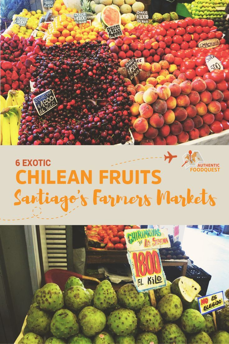 Wandering around the farmers market is one of the best ways to experience authentic food on any trip. We are currently in Santiago, Chile where they have many farmers markets in the city which are within walking distance. The beauty of visiting farmers market is that there is always something new to discover particularly in Chile where fruits and vegetables abound.