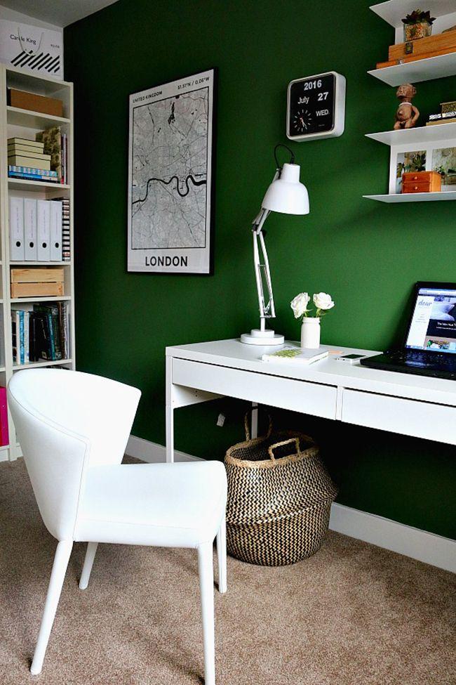 The  best  about Home Office Decor on Pinterest  Desks