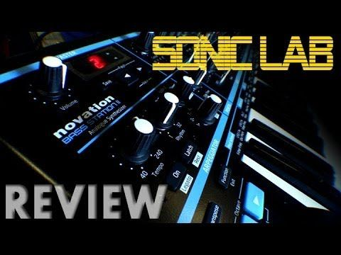▶ Novation Bass Station 2 Review - YouTube