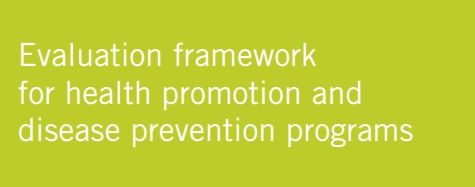 Health promotion evaulation