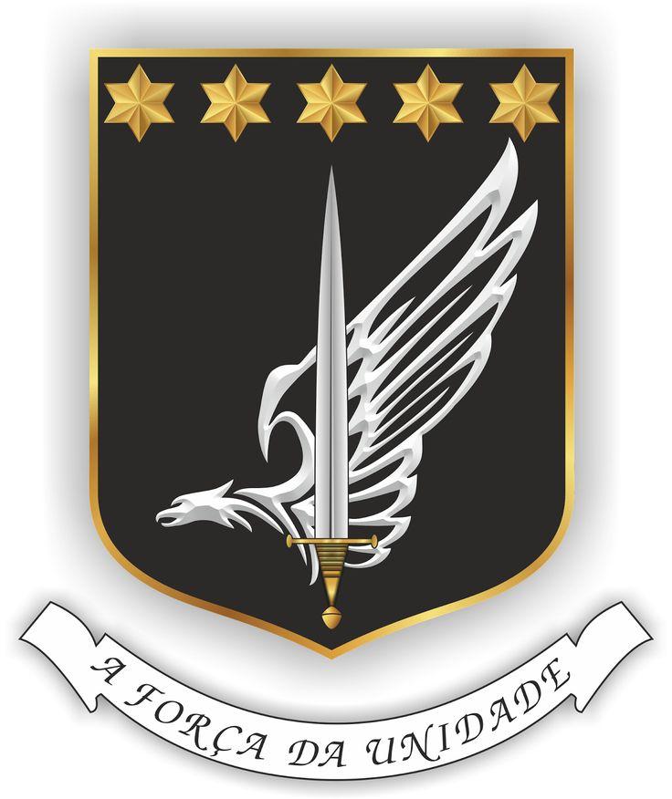 Heráldica - Brasões e Distintivos das Forças de Segurança Portuguesas: Brasão de Armas da Unidade Especial de Polícia (UE...