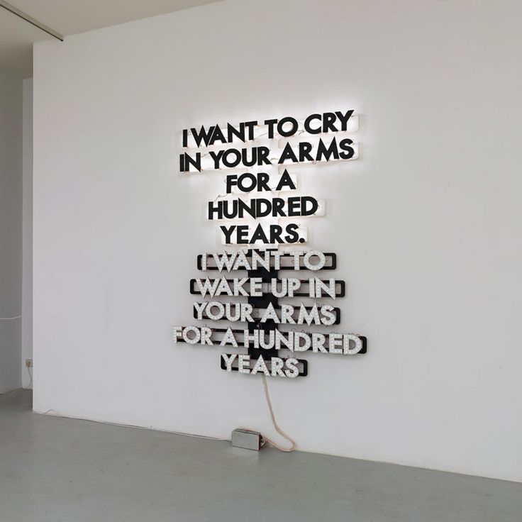Visual-Poetry — by robert montgomery (+) [via]
