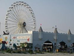Ocean City has a great beach and boardwalk area for families in New Jersey! Check out our guide here.