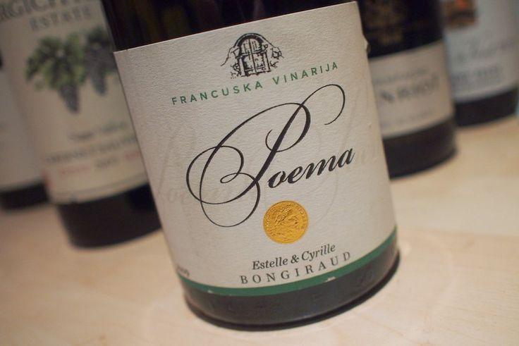 A brilliant Serbian white wine #Chicago #winebar #organic