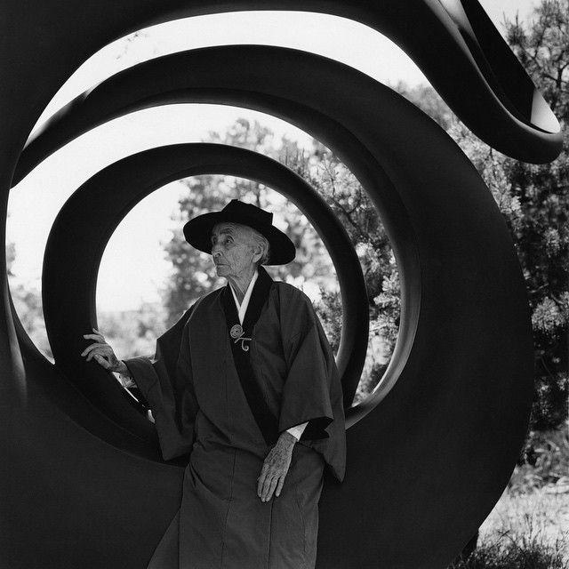 いいね!13千件、コメント70件 ― Kinfolk Magazineさん(@kinfolk)のInstagramアカウント: 「A new exhibition at the Brooklyn Museum considers how Georgia O'Keeffe sculpted her own persona.…」