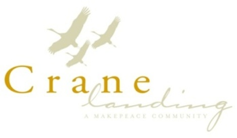 """Our client (A.D. Makepeace) wanted a logo that reflected serenity and peace. Also, the client's positioning line """"inspired by nature"""" was to be reflected in each individual property logo."""