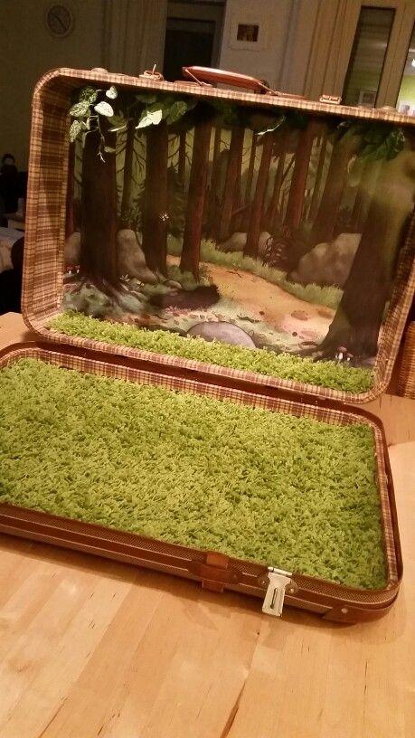 Grüffelo Tischtheater im Koffer 5
