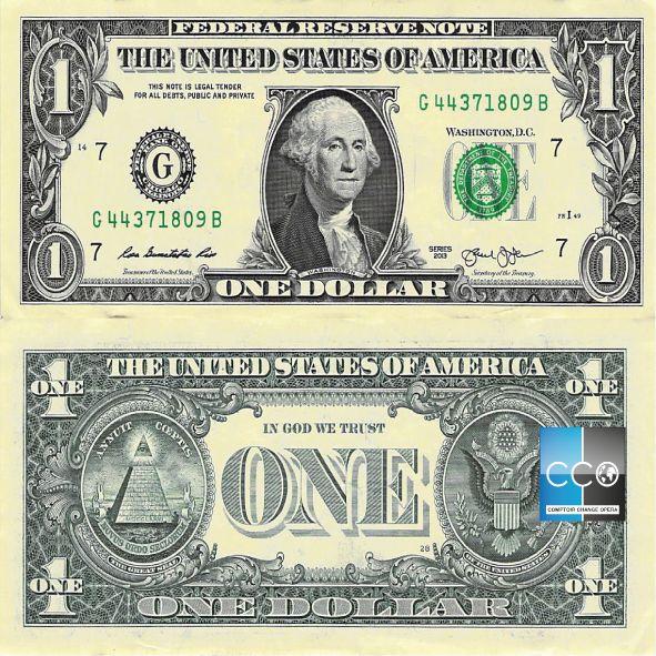 Portrait de : président George Washington