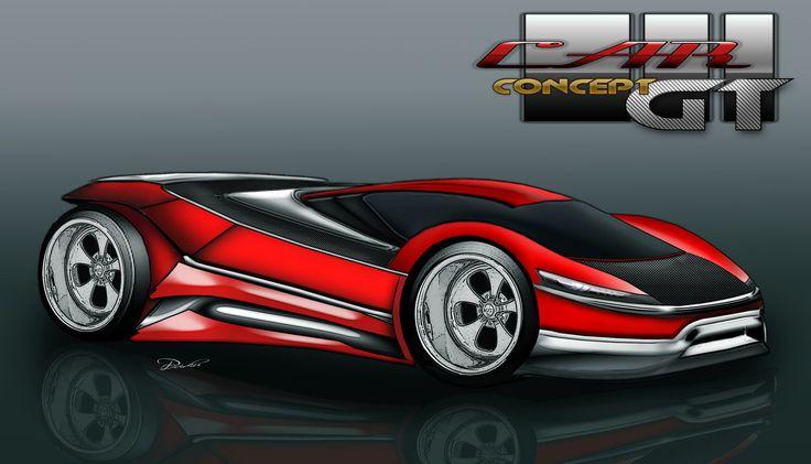 Concept Car by ovidiuart.deviantart.com on @DeviantArt
