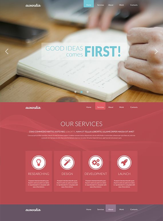 TM Acrostia is the perfect one page responsive free Joomla template for corporate, creative studio, portfolio, agency, nonprofit or general business. Template are professional elements in clean-clear-simple design with creative style and smooth navigation. It's fully responsive design, looks stunning on any device and perfect for showcasing your work. - See more at: http://templatemesh.com/joomla-templates/acrostia#sthash.dCnDYV42.dpuf