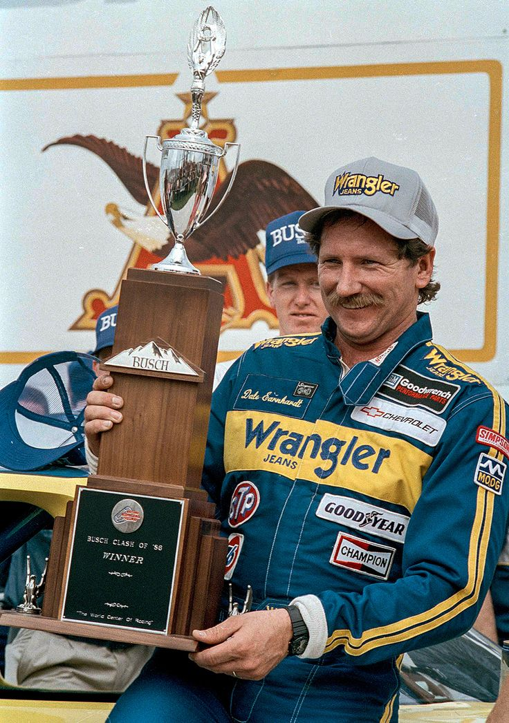 1986: Dale Earnhardt : NASCAR champions: from Grand Nationals through Sprint Cup