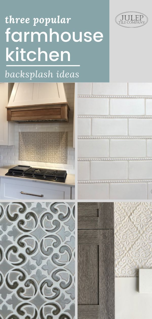 Farmhouse Kitchen Backsplash Ideas In 2020 Kitchen Backsplash