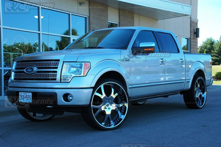 The 70 best rims images on pinterest jeeps jeep and wheel rim f150 on 24s 2010 ford f 150 platinum edition on 28 inch asanti af143 freerunsca Images