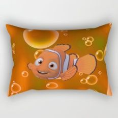 Finding Nemo Rectangular Pillow