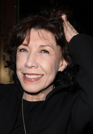Lily Tomlin married Jane Wagner, her partner of more than four decades, on New Year's Eve - Congratulations!