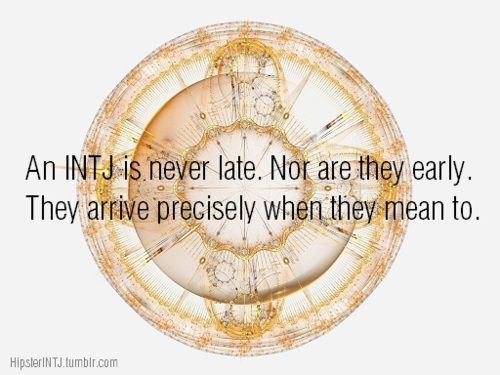 Gandalf, a very wise INTJ.