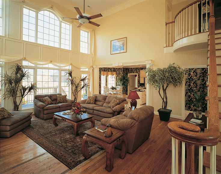 44 best images about beautiful formal family room ideas on for Window placement in living room