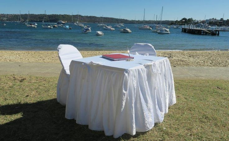 Gibsons Beach Reserve for Beach Weddings