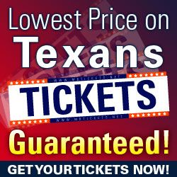 I'm a fan of Houston Texans and this is my fave place to get discounted texans tickets online. #texanstickets