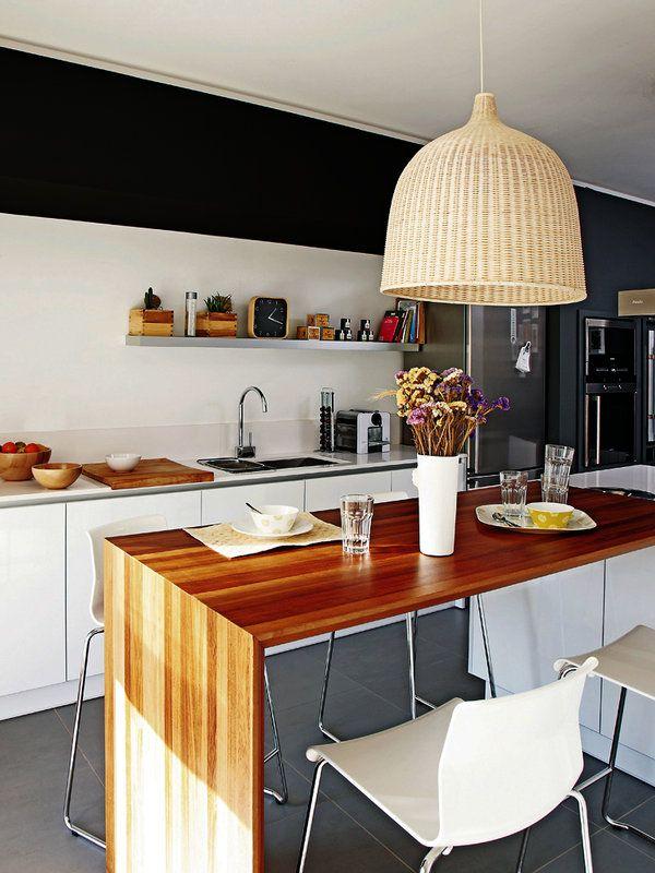 Ideas y estilos: Comedores en la cocina