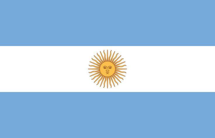 ARGENTINA | Dibujos - Fondos de escritorio - Imagenes: BANDERA DE ARGENTINA