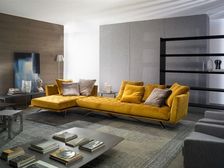 Marlow exclusief zitcomfort uit Barcelona #casadesus #interiordesign