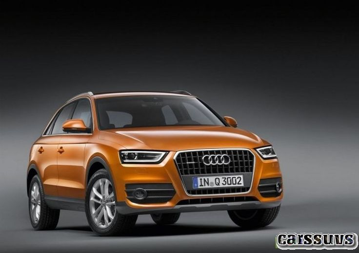 2018-2019 Audi Q3 – German compact crossover