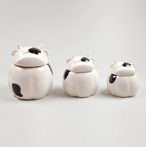 Cow Canisters