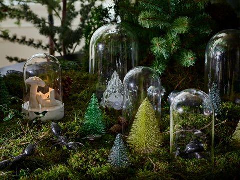 IKEA FEJKA Kunstpflanze #weihnachtsdeko #weihnacht…