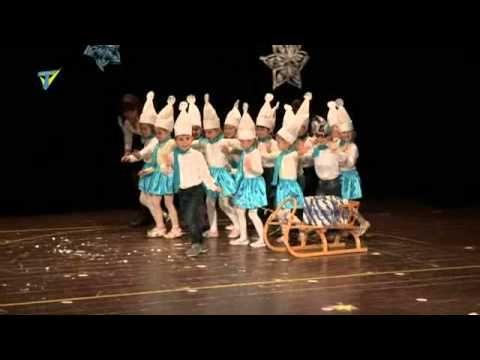 Dancin' Bugs - Vločky | Pohyb bez bariér 2016 - YouTube