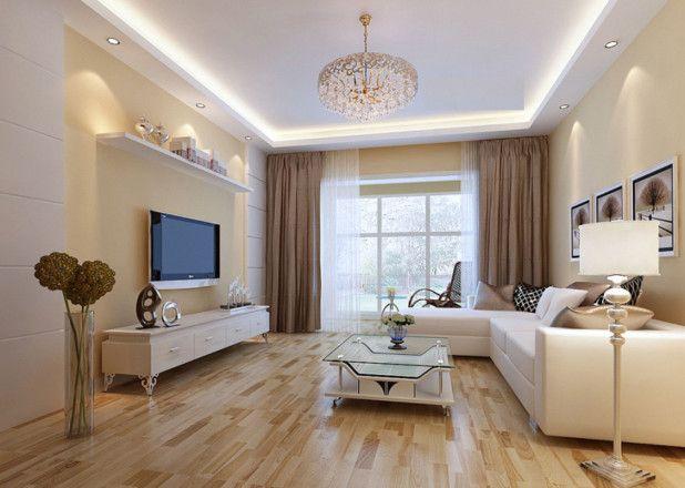 l shaped sofa small living room - Google Search