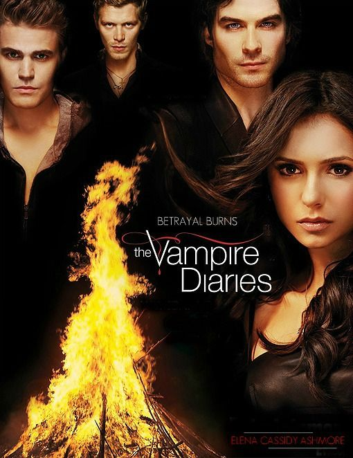 The Vampire Diaries - Betrayal Burns by ~The-VampireDiaries on deviantART
