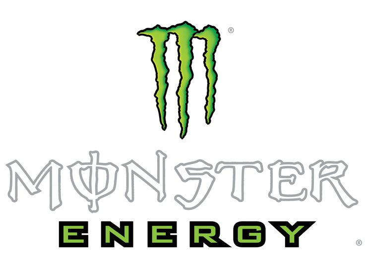 Monster Energy Drink Symbol
