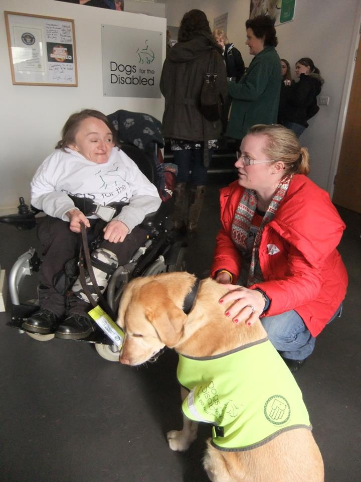 Take a look at Lizzie's latest blog post -  Podcasts and visitor mornings.   http://www.dogsforthedisabled.org/blog/blog-posts/podcasts-and-visitor-mornings/