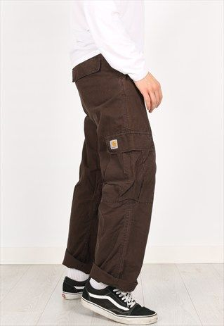 VINTAGE CARHARTT WORKWEAR TROUSERS