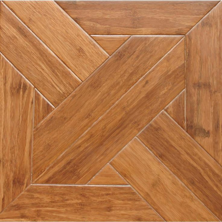 Islander Tuscan 9/16 in. Thick x 15.75 in. Wide x 15.75 in. Length Engineered Parquet Hardwood Flooring (17.22 sq. ft. /case)