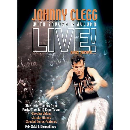 Johnny Clegg with Savuka & Juluka - Live! Pure joy.