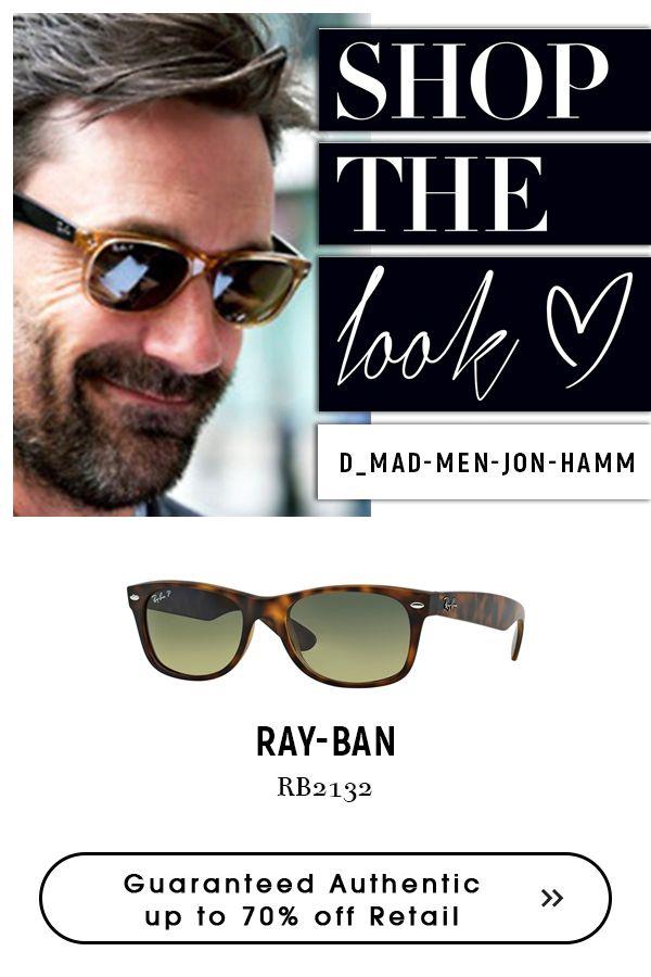 f1dfd890a99fb Jon Hamm wearing rayban wayfarer-sunglasses-matte-havana. A big discount on  a big brand  rayban sunglasses for men  wayfarer  eyeglasses123