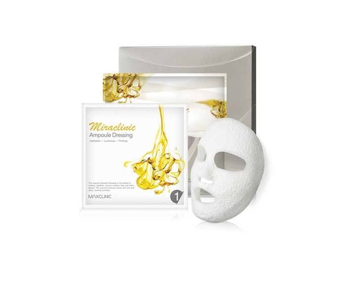 Maxclinic Plaster Mask Pack